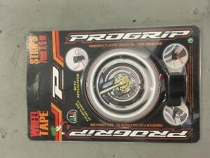 Motorcycle Accessories - Set of Lights and Wheel Tape