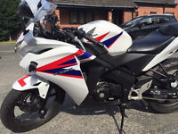 The cheapest Honda CBR 125 in this condition!!!