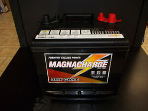 Deep Cycle 12 Volt Batteries - Good Quality - Fair Price