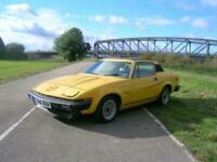 1980 Triumph TR7 Coupe Petrol Manual
