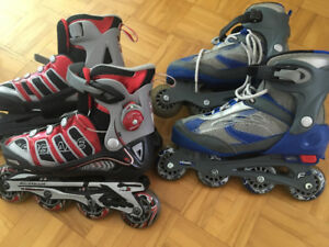 Rollerblade junior- excellente condition