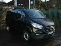 2018 Ford Transit Custom 2.0 TDCi 130ps Double Cab Short Wheelbase L1H1 Low Roof
