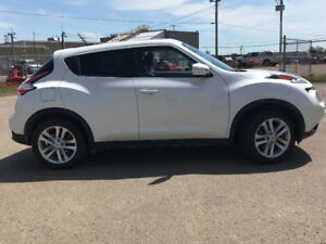 2016 NISSAN JUKE SL AWD (FULLY LOADED) - TURBO CHARGED
