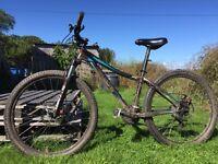 "Specialized ""Myka Elite"" woman's Mountain-bike, £130 ono - 15"" Hardtail (provisionally sold)"