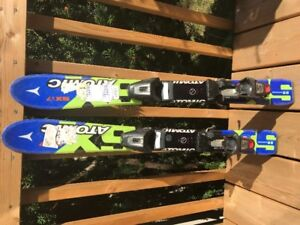 Atomic 80 cm kids skis