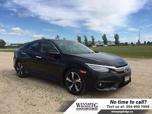 2016 Honda Civic Sedan Touring *LOCAL TRADE*