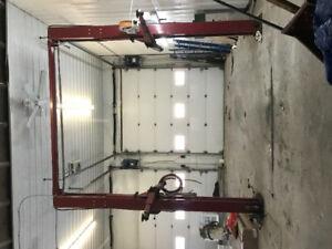 Lift de garage 10 000 lbs technolift