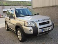 2005 Land Rover Freelander 2.0 TD4 Freestyle Station Wagon 5dr