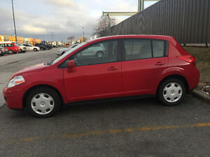 Sale!! 2009 Nissan Versa Hatchbck LOW KM! Less price