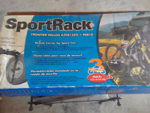 Sport rack bike carrier