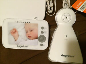 Brand New Angel Care video mmovement and sound monitor