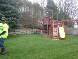 lawn  aeration London Ontario image 1