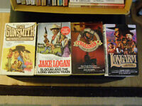 33 Western paperbacks @ $1.00 ea. or all for $25.00
