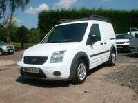 Ford Connect Low Roof Van Trend TDCi 90ps 2010 60 white, 107,257 FSH.