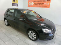 2011 Volkswagen Golf 1.6TDI 105 BlueMotion Match DAB ***BUY FOR £38 A WEEK***