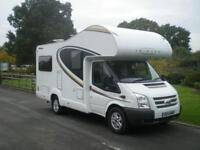 2014 AUTOTRAIL TRIBUTE T 625 SPORT X, 4 berth motorhome with large rear lounge