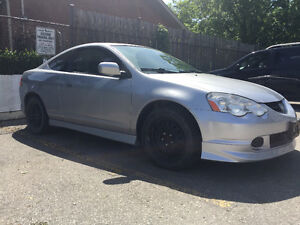 2002 Acura RSX Base Hatchback ETESTED/SAFTEY