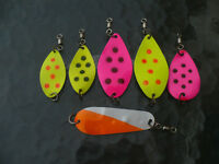 New Stock Trolling Spoons -  great trout lures