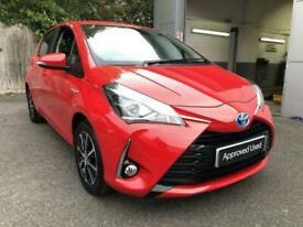 image for 2018 Toyota Yaris 1.5 Hybrid Icon Tech 5dr CVT HATCHBACK Petrol/Electric Hybrid