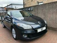 12 62 RENAULT MEGANE 1.5 DCI EXPRESSION + TURBO DIESEL 5DR GREY £20 TAX ALLOYS