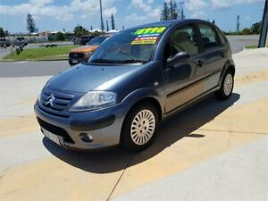 2007 Citroen C3 MY08 HDi Exclusive Grey 5 Speed Manual Hatchback Cleveland Redland Area Preview