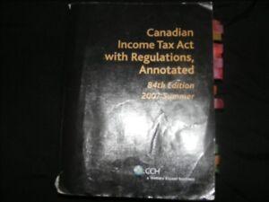 5 BOOKS for ACCOUNTANTS (CGA/CPA)