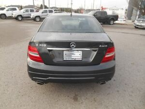 2013 Mercedes-Benz C-Class C300 4MATIC Sport Sedan Peterborough Peterborough Area image 5