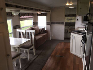For Rent: Rental Camper at Anchor Park Campground