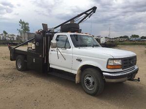work truck #2