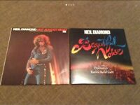 "Neil Diamond 12"" Vinyl Albums"
