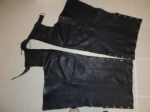 Ladies Leather Chaps $40.00 OBO