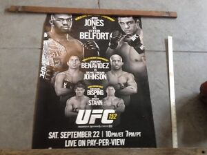 Full size posters, boxer, ufc, hockey, movies London Ontario image 3