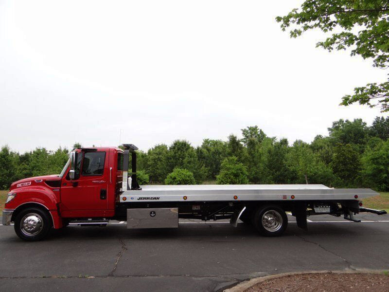 Image result for Rollback Flatbed Tow Trucks