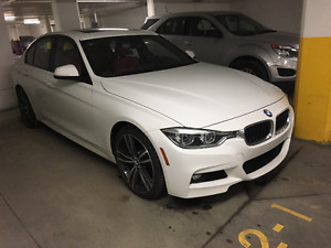 2016 BMW 328 X-Drive M-Pack TRANSFERT DE BAIL/LEASE TRANSFER