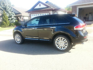 Priced Reduced! 2011 Lincoln MKX  Crossover NO GST