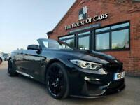 2018 BMW M4 3.0 BiTurbo Competition DCT (s/s) 2dr Convertible Petrol Automatic