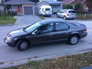 2000 Chrysler Cirrus LX  $1000 O.B.O!!!!!