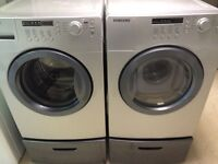 SAMSUNG Laveuse Secheuse Frontale Frontload Washer Dryer