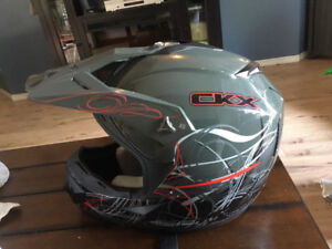 Motorcycle helmet size XS.  Like new. Fits teen or smaller adult