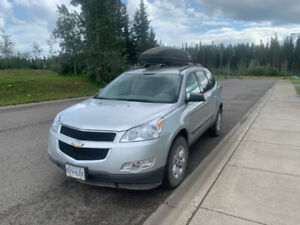2011 Chevrolet Traverse LS SUV, Crossover