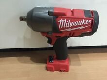 """Milwaukee FUEL 18V 1/2"""" Cordless Impact Wrench Brunswick East Moreland Area Preview"""