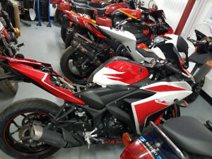 yamaha YZF R3 Stock part out