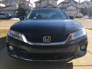 2014 Honda Accord Coupe EX-L V6 fully loaded