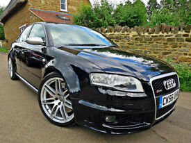 2006 AUDU RS4 SALOON 4.2 V8 QUATTRO. NEW BRAKES !!