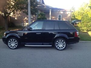 RANGE ROVER SUPERCHARGED SPORT