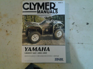 Parting out 660 Yamaha Grizzly