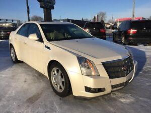 Cadillac CTS NAVIGATION-CUIR-TOIT-MAGS-PARK ASSIST 2008