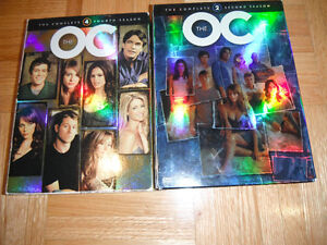 OC DVD COMPLETE SEASON 1 TO IV