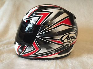 Arai Motorcycle Helmet Cambridge Kitchener Area image 1
