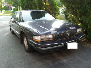 1994 Buick LeSabre Limited - Salvage Vehicle for Parts/Scrap